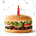 hungry jacks free whopper burger
