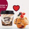 free muffin free coffee