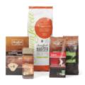 Samples of Simon Levelt Tea & Coffee