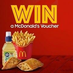 Free McDonald's Vouchers