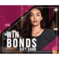 Win Bonds Gift card