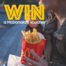 Free McDonalds for a Year Competition