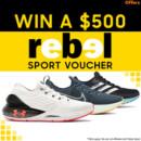 Rebel Sport Voucher