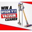 Win a Dyson V11 Vacuum