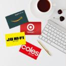 Amazo, Coles, JB Hi-Fi and Target vouchers