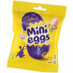 Free Cadbury mini eggs