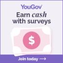 YouGov Cash for Surveys