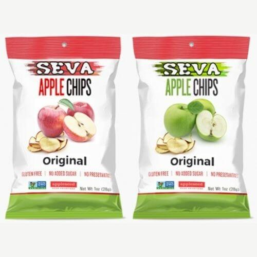 Free SEVA Apple Chips Sample