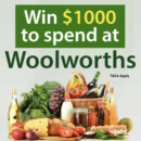 OfferX Woolworths competition