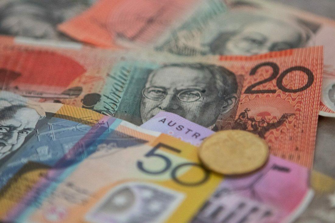 Australian Dollars Image